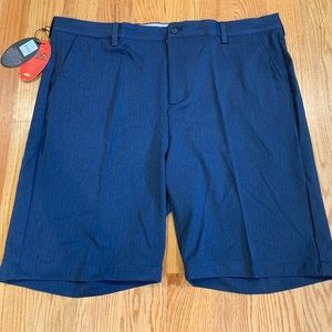 Greg Norman microlux shorts. Size 40. Navy
